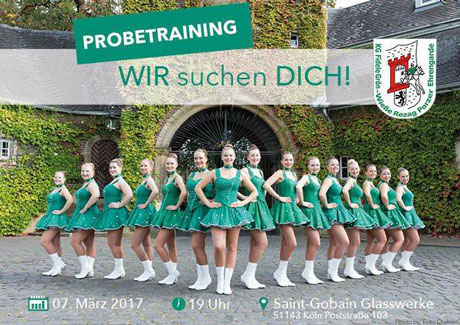 probetraining girls